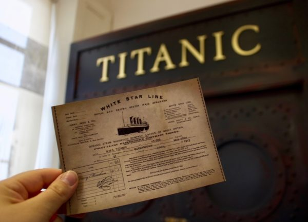 Entry ticket at the Titanic-Experience-Cobh-Photo-©-Sonja-Irani