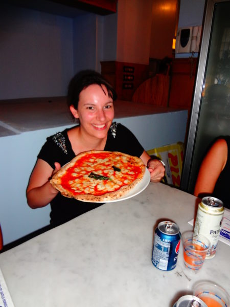 Pizza in Naples 2_Photo Copyright by Sonja Irani | RevisitEurope.com