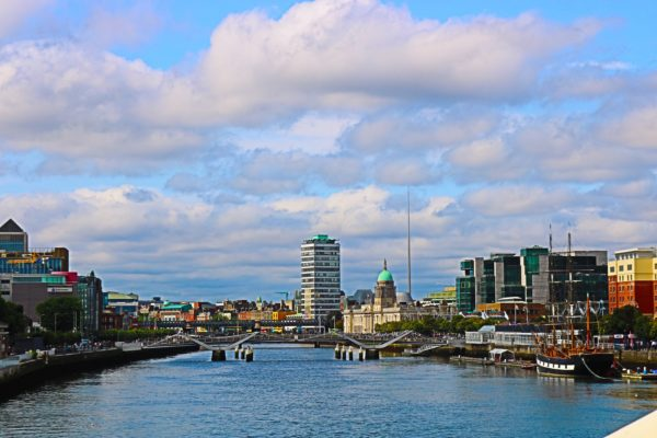 Dublin view. Photo Copyright by Sonja Irani